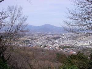 【(第3回)大磯→東海大学駅 湘南平より大山を望む】