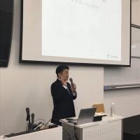横浜市大で講義に参加させていただきました