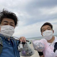【NOプラスチック!30分間拾ってみた】Vol.002逗子海岸